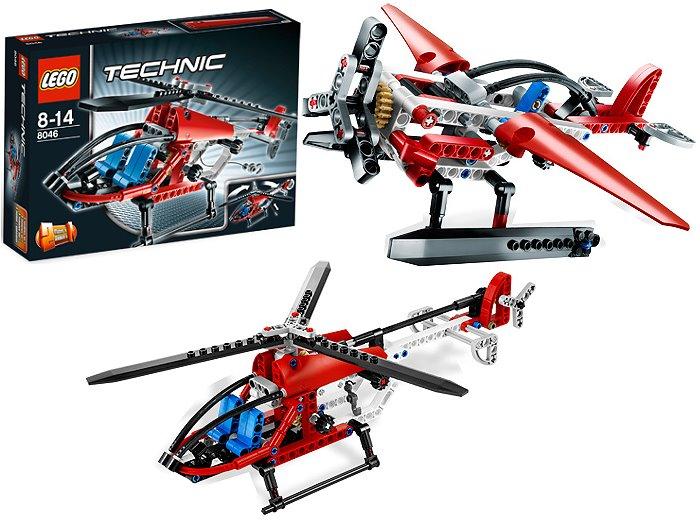 乐高积木 直升机