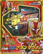 Ryukendo Madan Senki, More description
