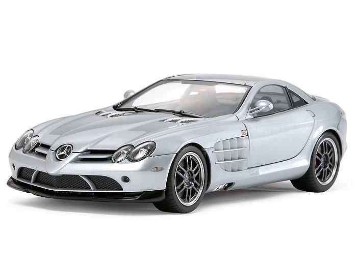1 24 賓士 Mercedes Benz Slr722超級跑車 Tamiya汽車模型系列商品